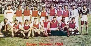 HISTORIA DEL FUTBOL PROFESIONAL COLOMBIANO